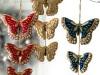 Украшения-бабочки своими руками