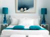 Белая мебель в спальной комнате