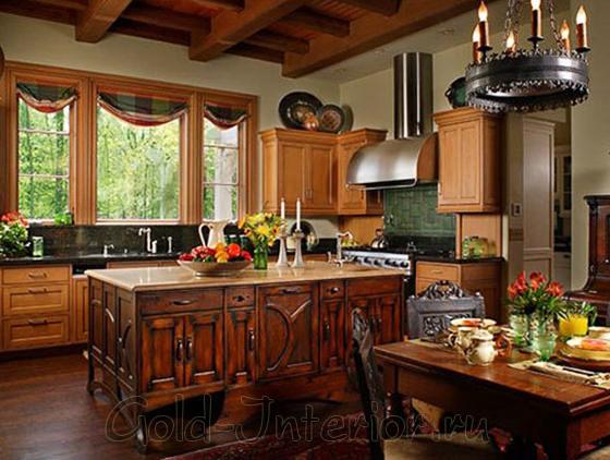 Кухонные аксессуары в стиле модерн