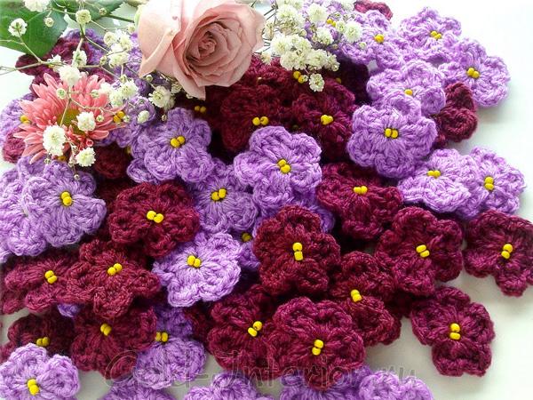 Цветы своими руками для интерьера комнаты