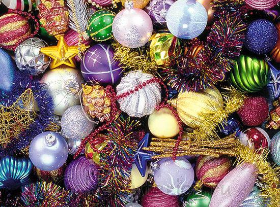 Декор для новогодней ёлки