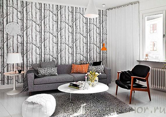 Дизайн интерьера по-шведски