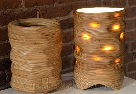 Эко-модель лампы от Playable Studio