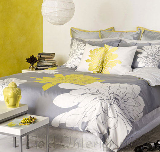 Гармоничная цветовая гамма для спальни