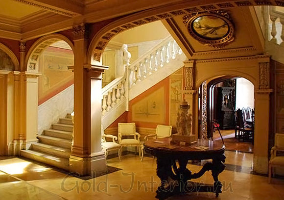 Характерные для романского стиля орнаменты