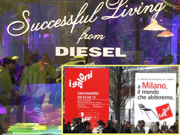 iSaloni 2013 Milan - выставка мебели, декора и аксессуаров