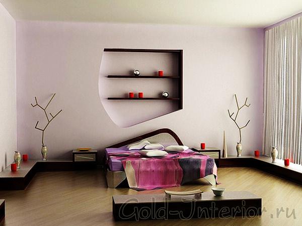 Декорирование пустующих стен в интерьере