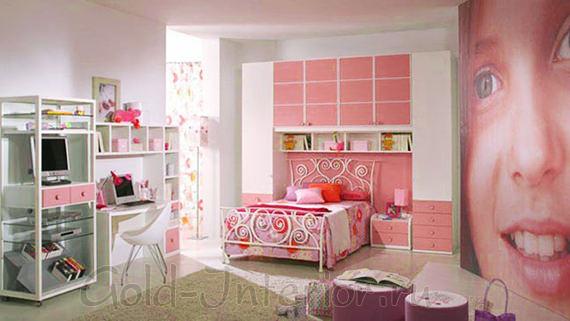 Интерьер комнаты для девочки 15-16 лет