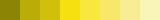 Жёлтый и его оттенки - монохроматические цвета