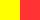 Жёлтый и красный - контрастные цвета