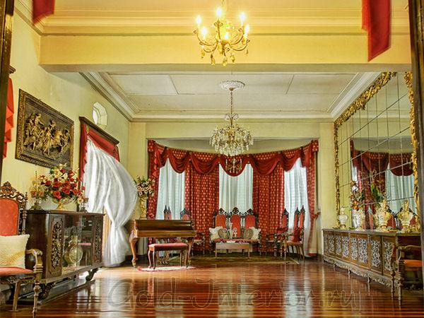 Комнаты в стиле модерн