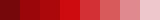 Красный и его оттенки