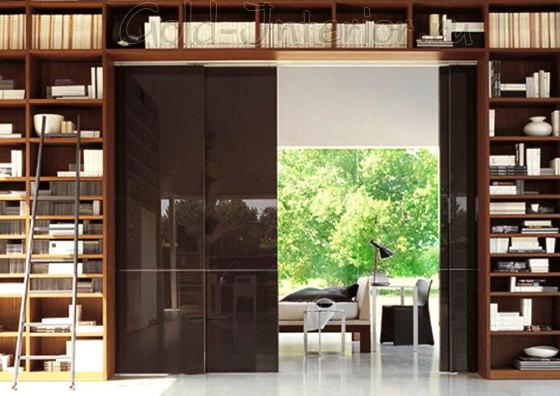 Ламинированная межкомнатная дверь