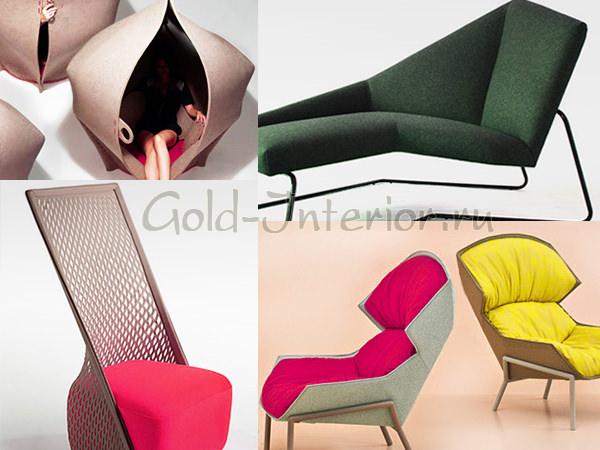 Мебель для отдыха с выставки 2013