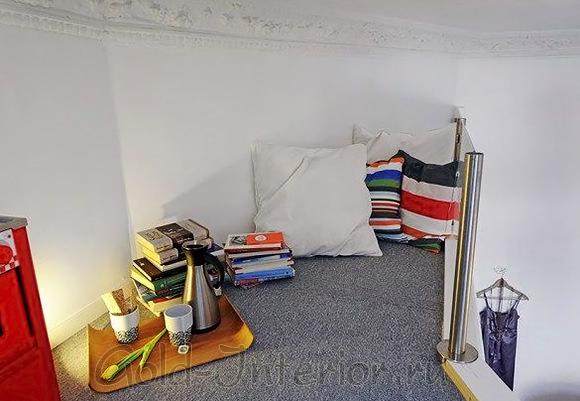 Место в квартире для уединения