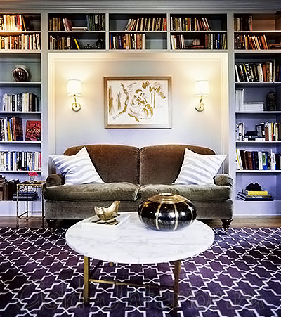 Настенные бра - средний уровень освещения квартиры
