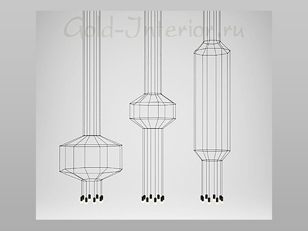 Необычные светильники от Арика Леви