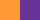 Оранжевый и фиолетовый - контраст