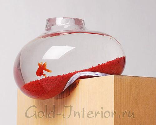 Падающий аквариум