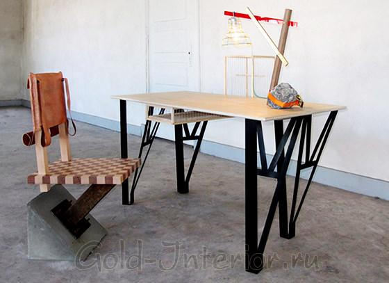 Письменный стол от девяти дизайнеров