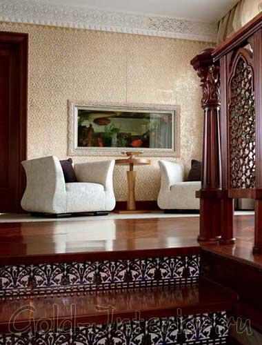 Напольное покрытие в арабском стиле