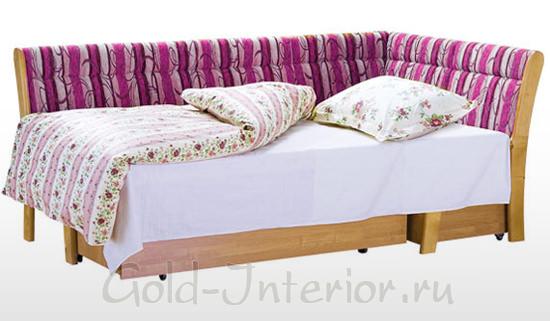 Раскладной компактный диван для маленькой кухни