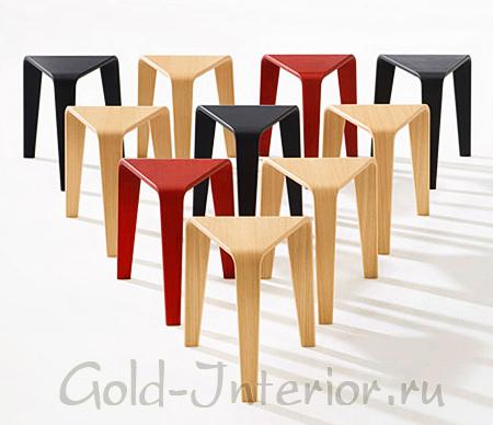 Семейство треугольных стульев