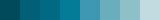 Сине-зелёный и его оттенки