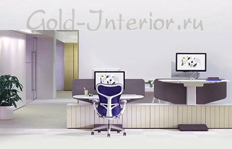 Система офисной мебели от Herman Miller
