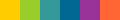 Сложные цвета из цветового круга