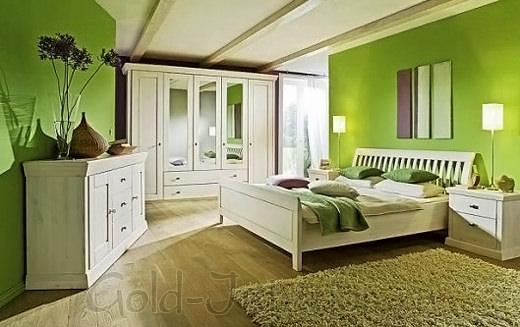 Современный ЭКО стиль в интерьере спальни