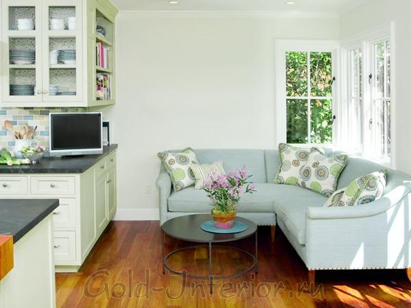 Спальный кухонный диван