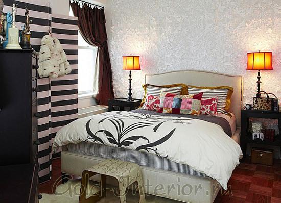 Спальня маленькая