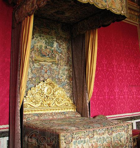 Изумительная спальня, оформленная в восточном стиле