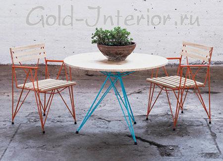 Стол и стулья для улицы от Losgogo