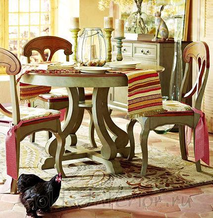 Столовая - место семейных обедов