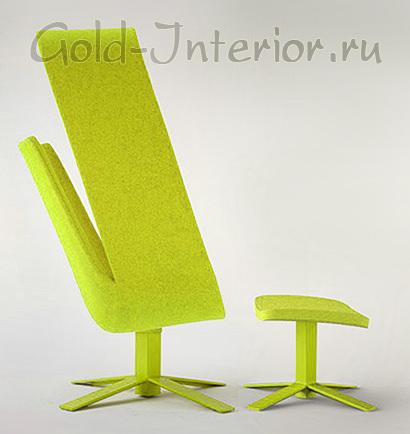 Стул-кресло с выставки 2013