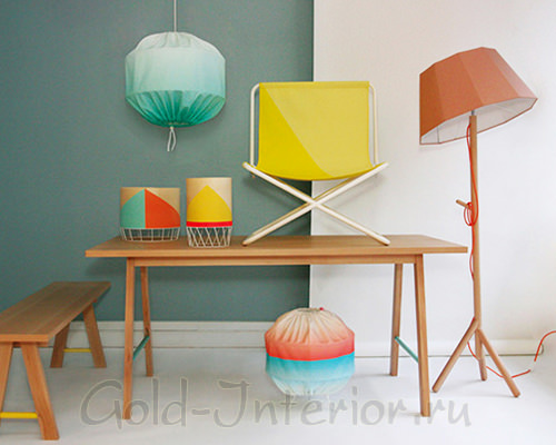 Разнообразные светильники в ретро-стиле