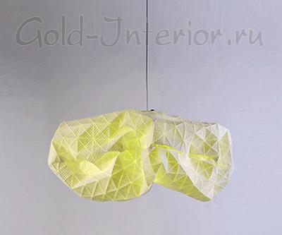 Ткань с внешней и внутренней текстурой