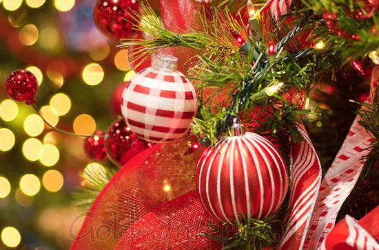 Украшение новогодней ёлки своими руками