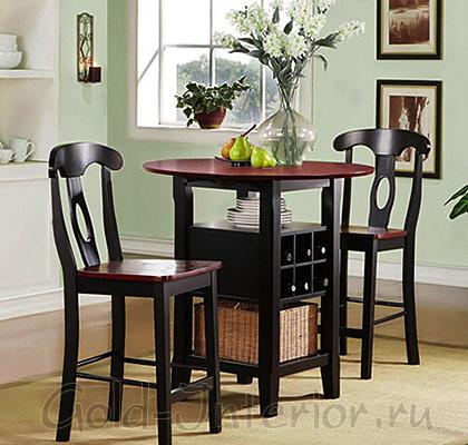 Универсальный маленький обеденный стол