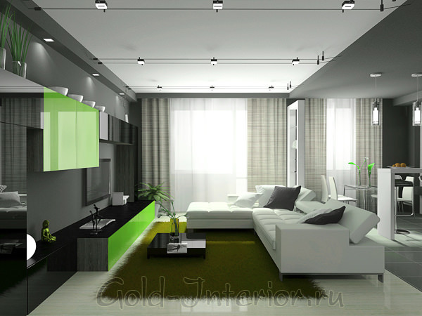 Виды освещения квартиры