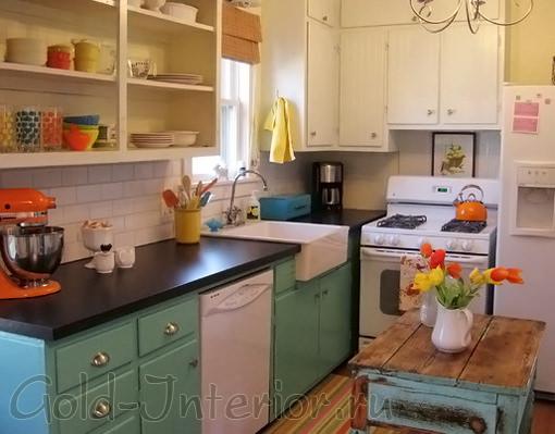 Винтаж на кухне
