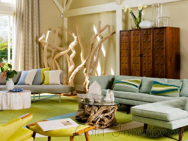 Восточный стиль в интерьере квартиры