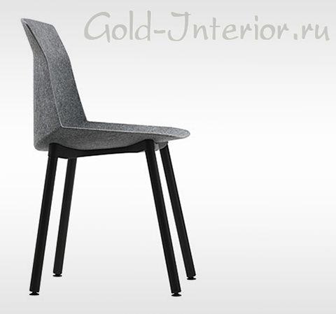 Войлочное сидение у стула