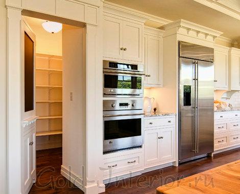 Встроенная бытовая кухонная техника